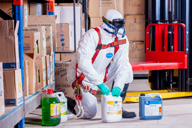 Chemical Agents Code of Practice 2020