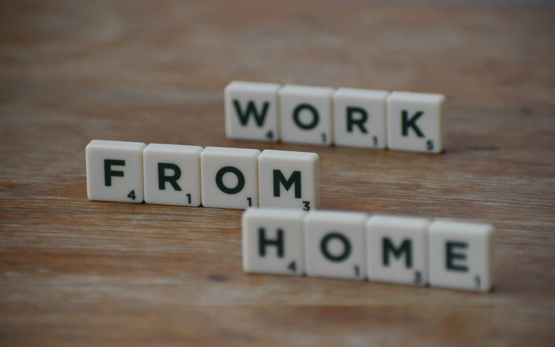 What are the health and safety implications of working from home?