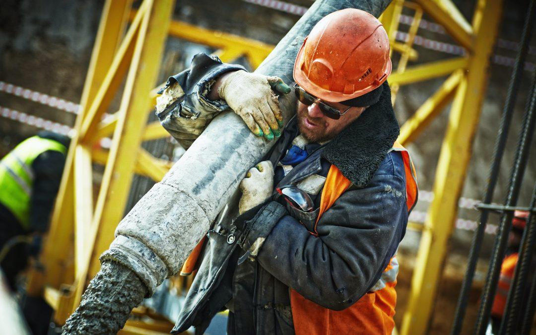 Construction Safety Week 2020 – Manual Handling