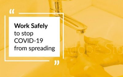 Hand Washing Guide – Work Safely to Stop COVID-19 from Spreading