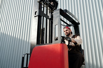 Forklift Truck Experienced Small